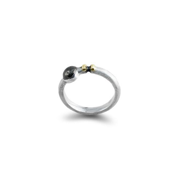 pyrite-ring