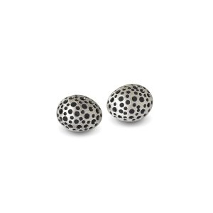 silver-studs-black-and-white