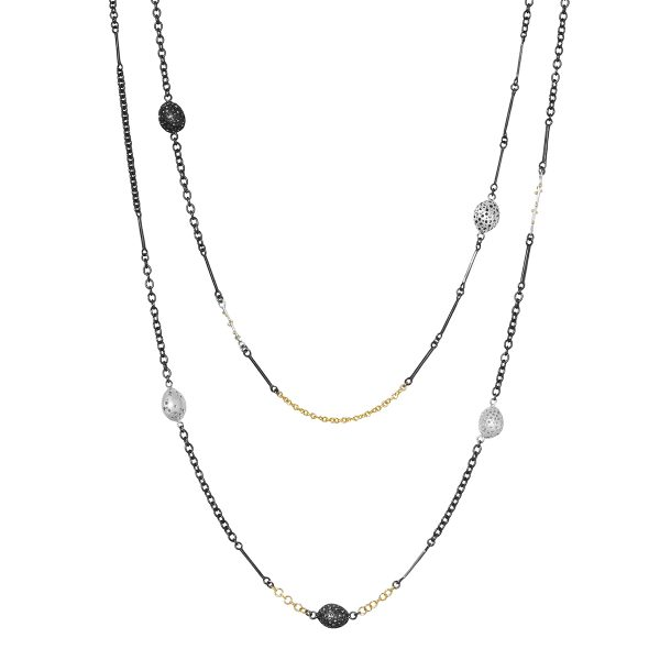 Double-length-necklace
